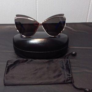NEW DIOR Audacieuse1/S Cat Eye Sunglasses
